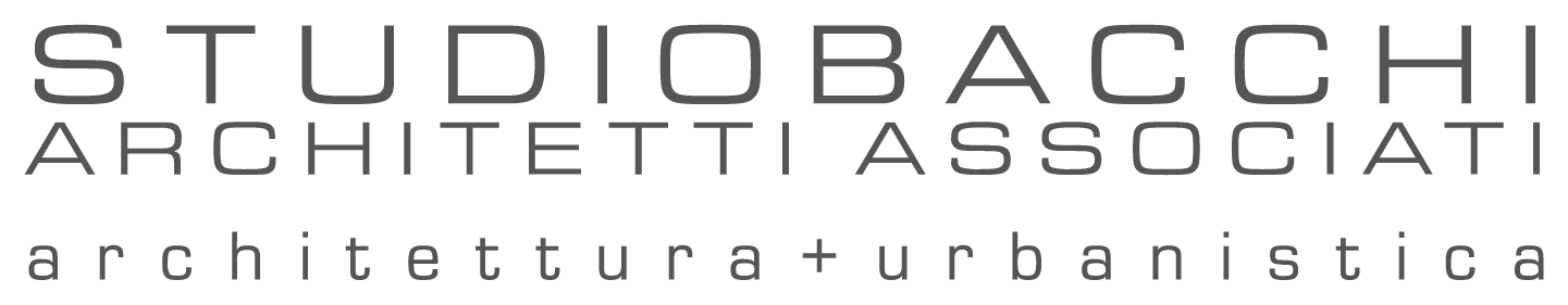 00 Logo Studio Bacchi architetti associati dark