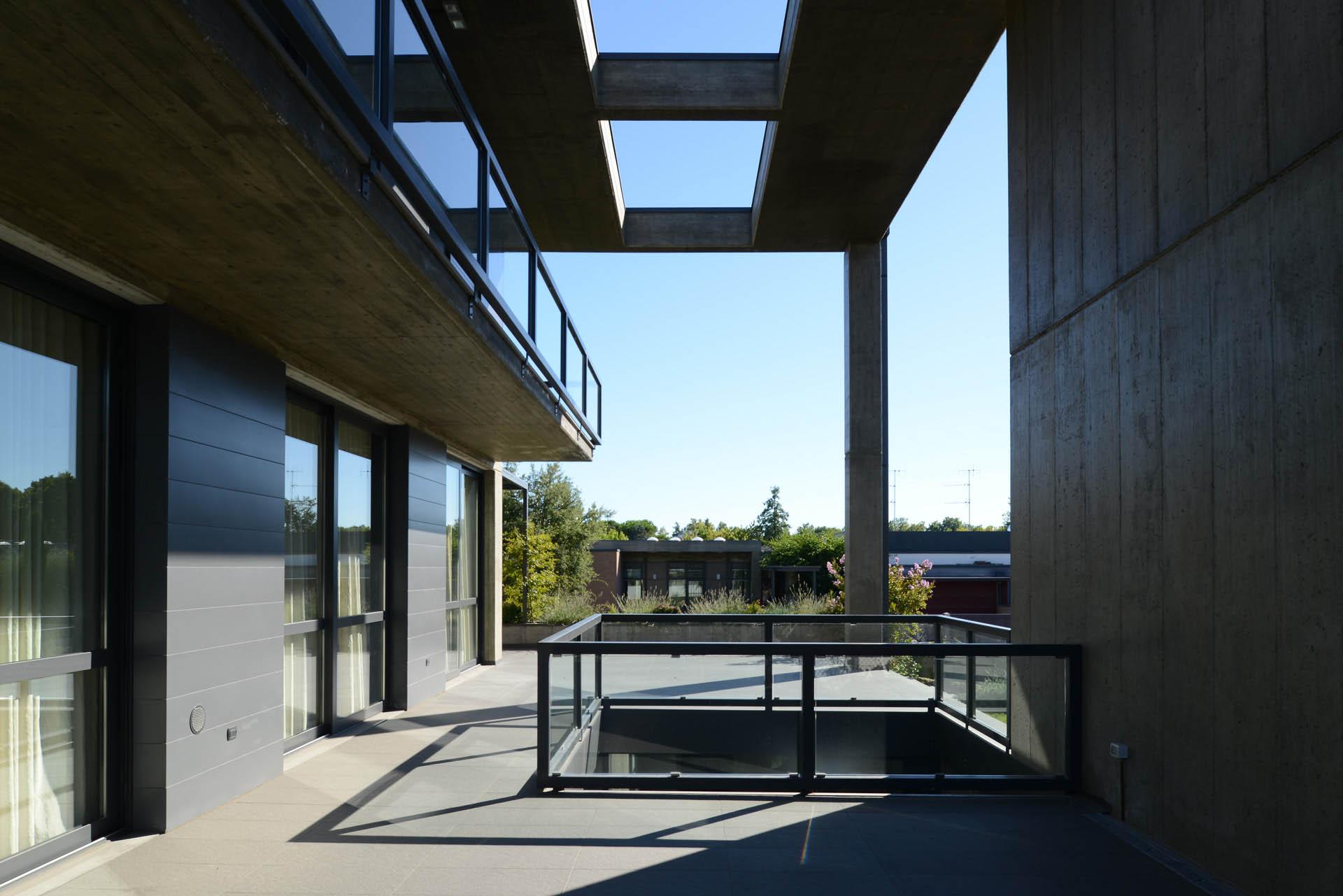 00 Studio Bacchi architetti associati Casa 3 copertina 04