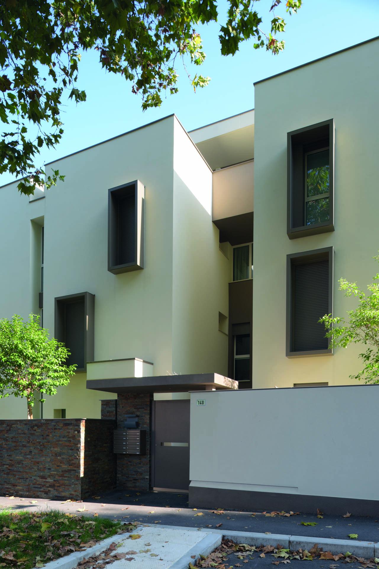 00 Studio Bacchi architetti associati condominio Davide copertina 02