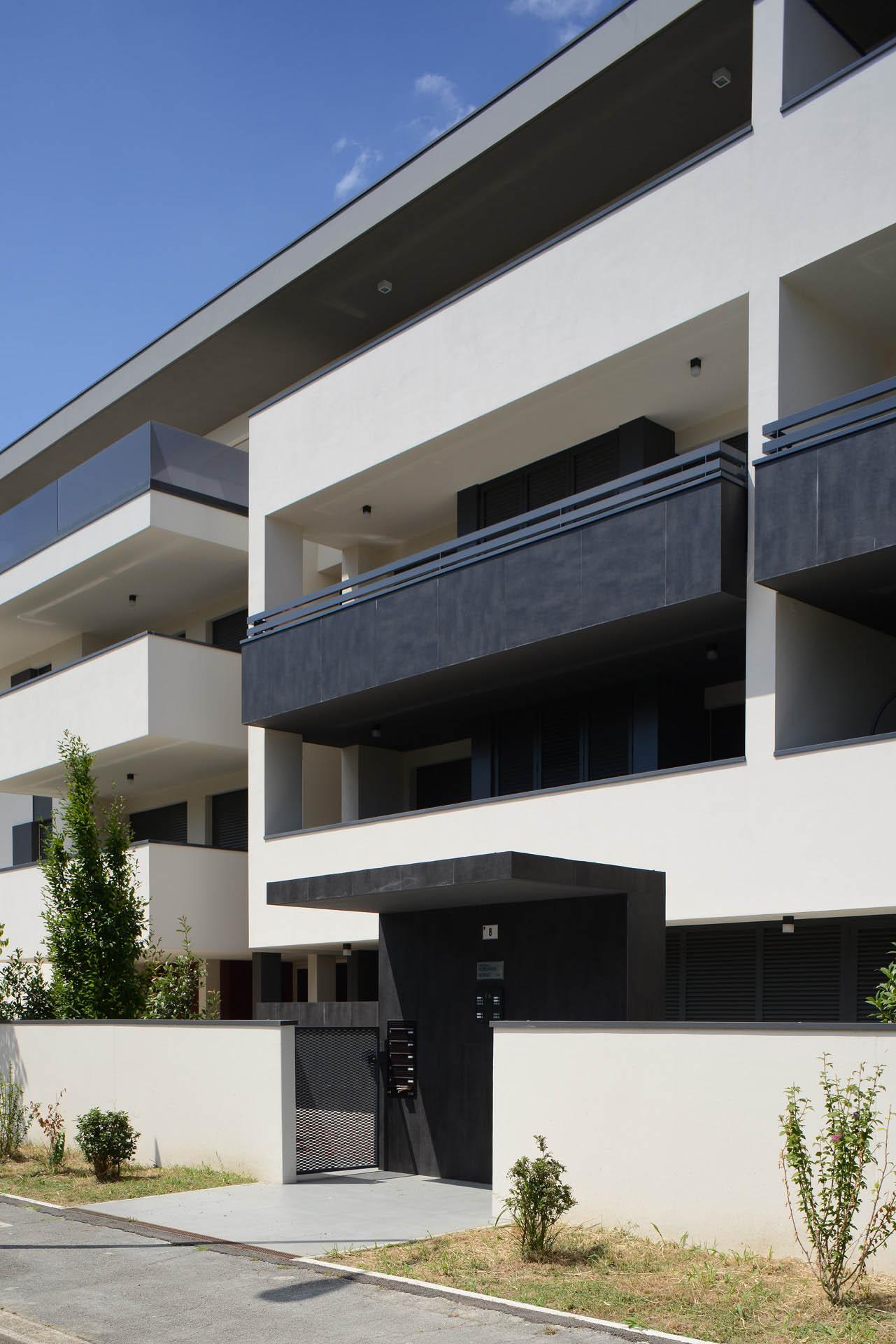 04 Studio Bacchi architetti associati condominio Schuman img 04