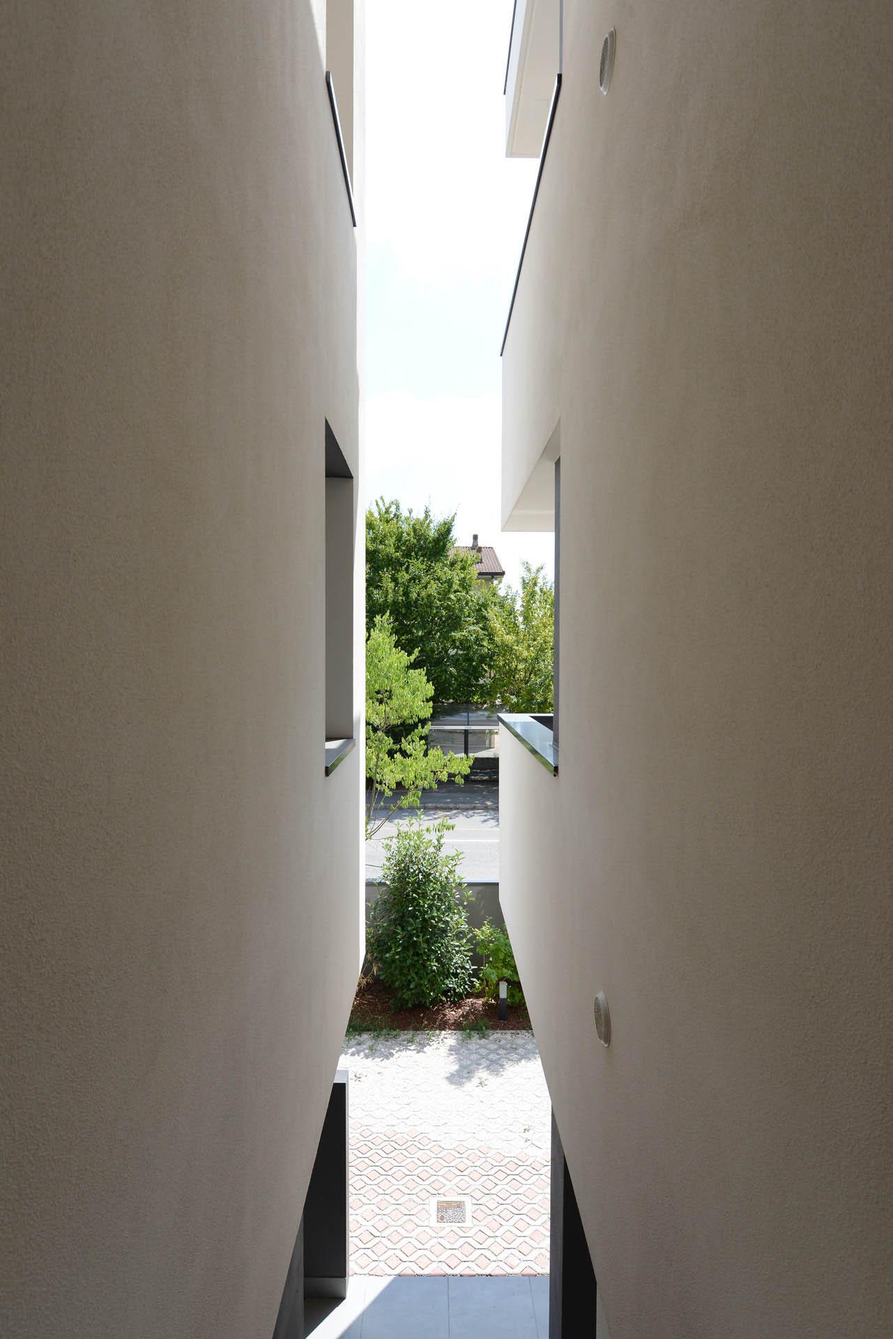 05 Studio Bacchi architetti associati condominio Schuman img 05