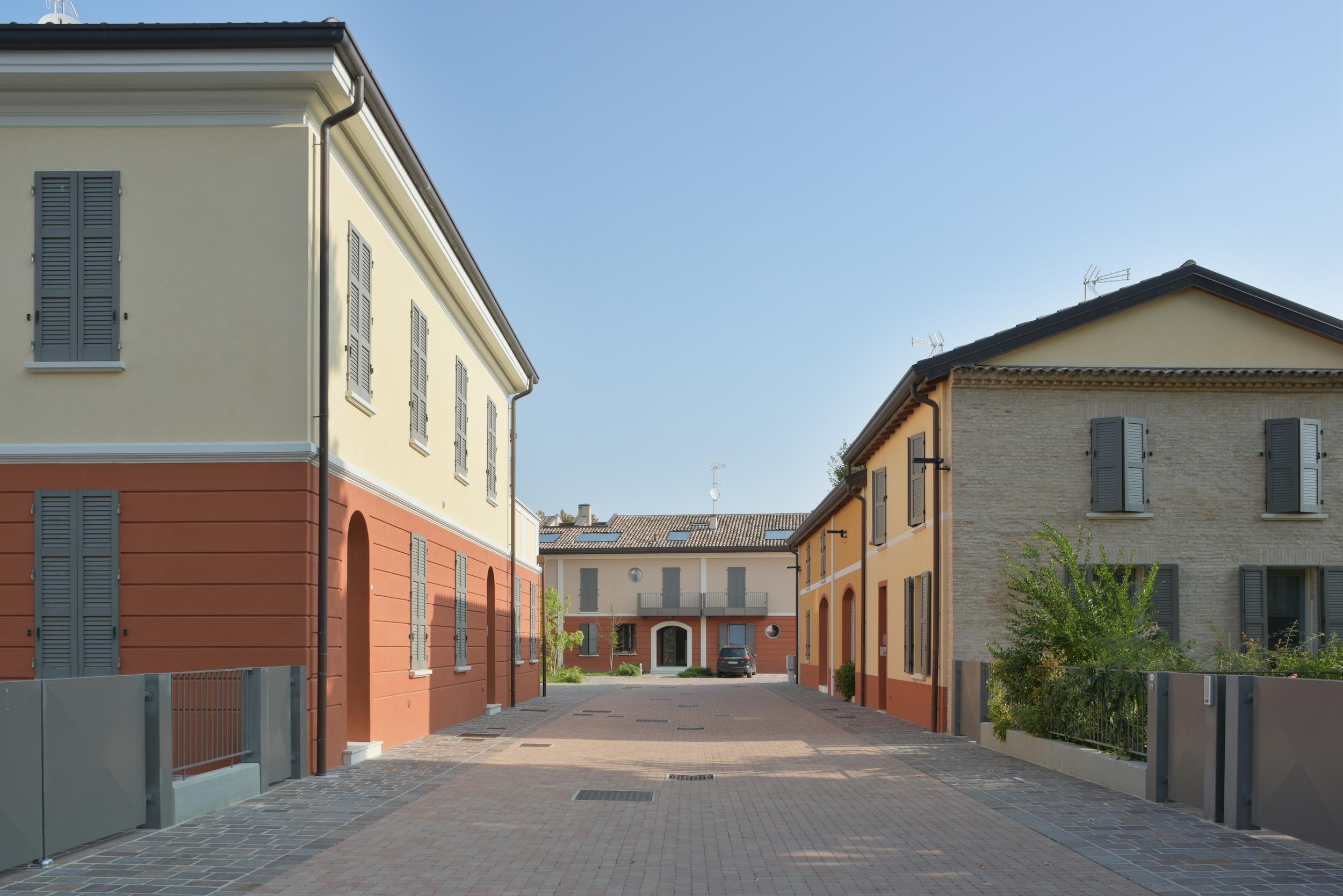 1295 Studio Bacchi Architetti Santa Chiara Residenziale