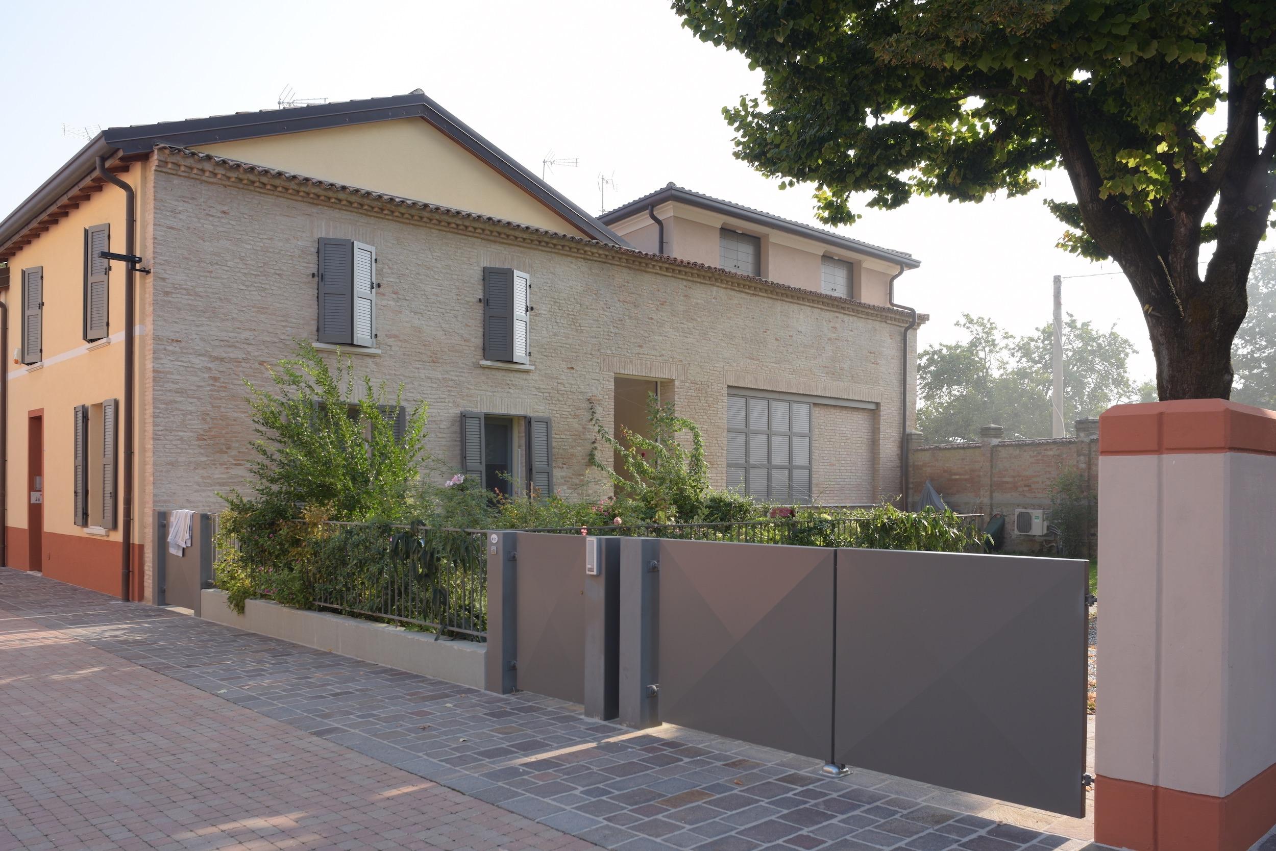 1303 Studio Bacchi Architetti Santa Chiara Residenziale