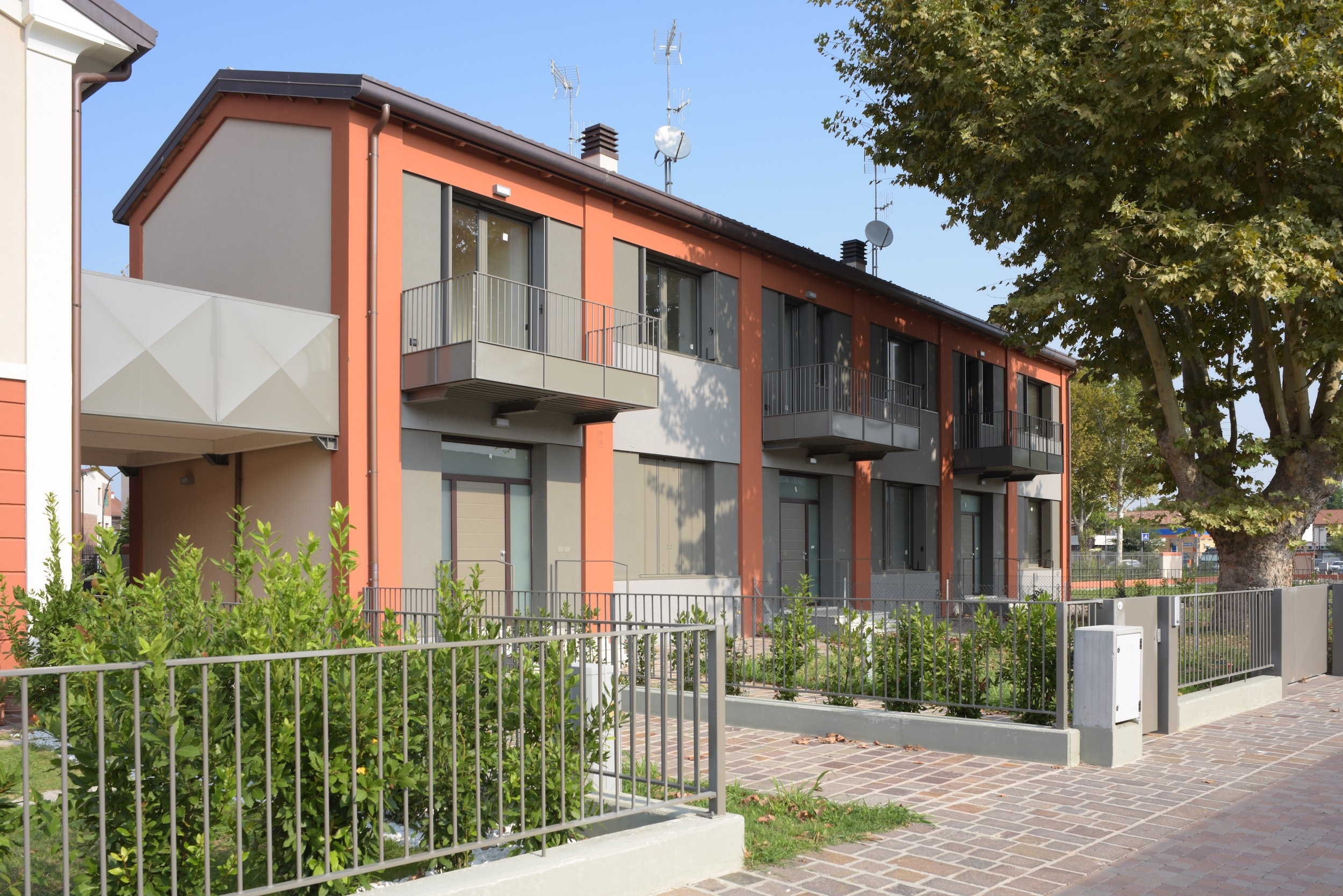 1335 Studio Bacchi Architetti Santa Chiara Residenziale