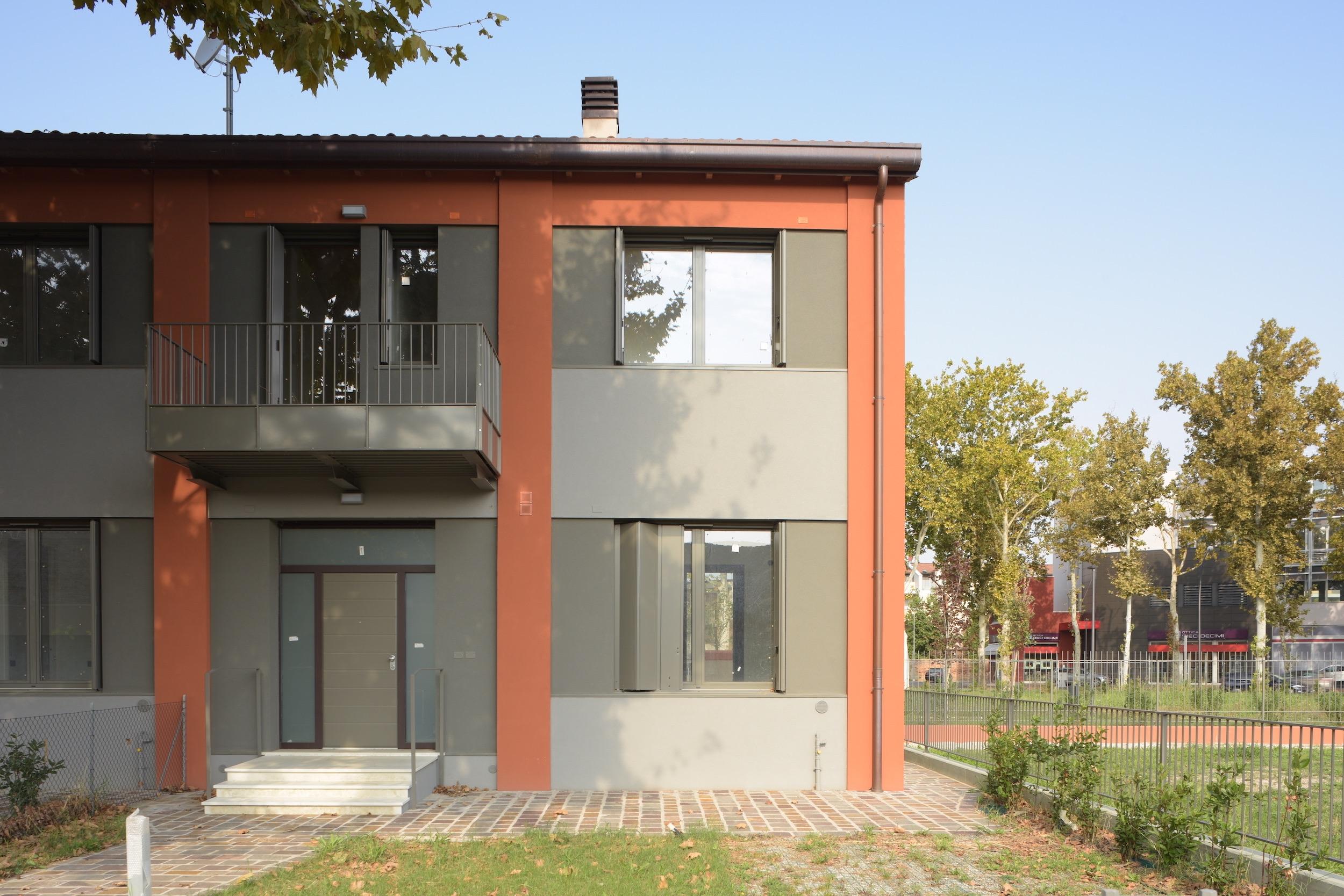 1341 Studio Bacchi Architetti Santa Chiara Residenziale