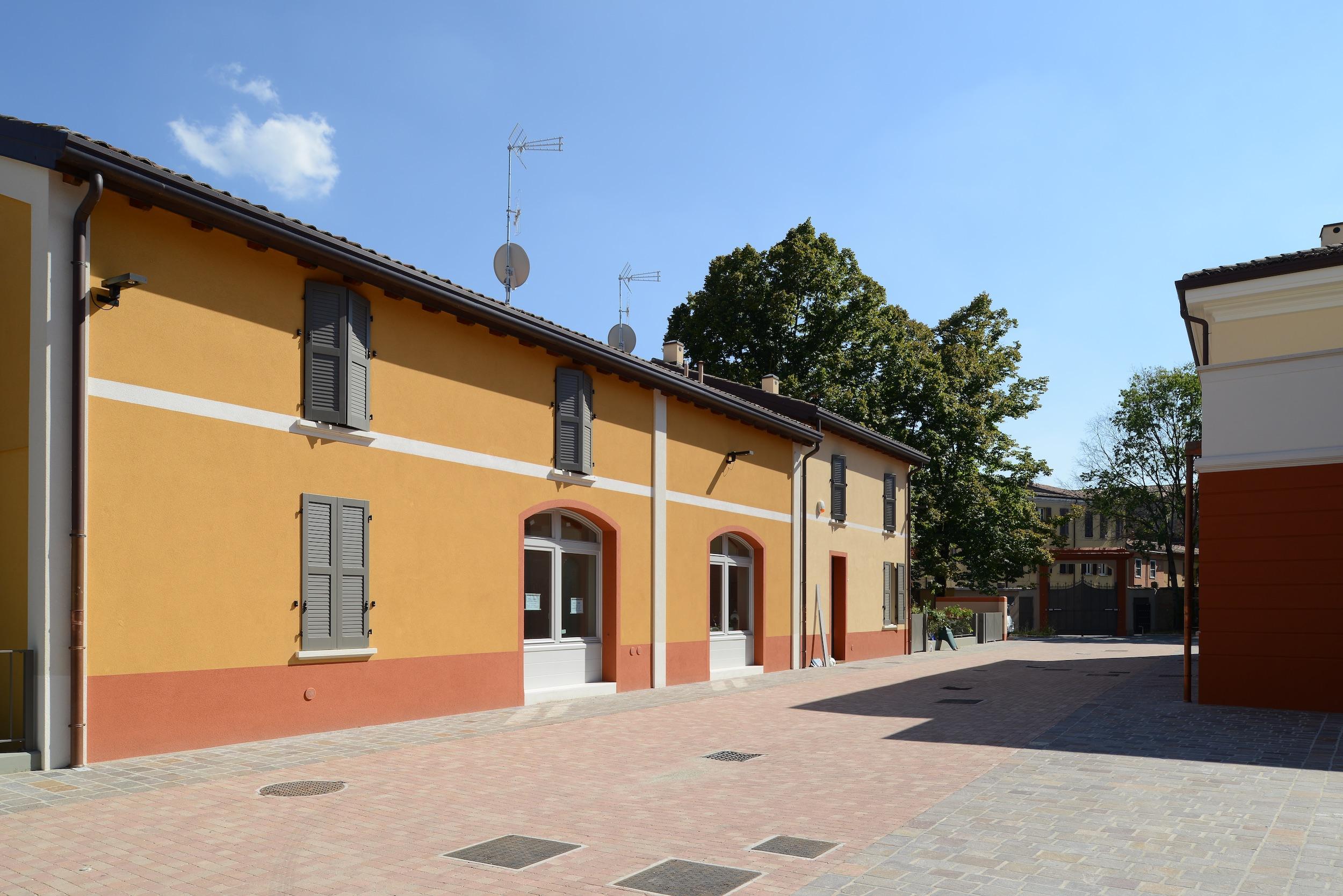 6309 Studio Bacchi Architetti Santa Chiara Residenziale