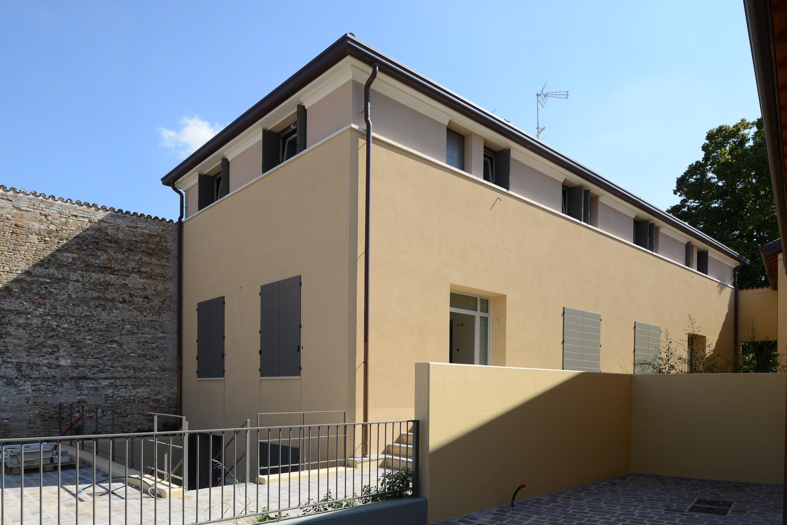 6312 Studio Bacchi Architetti Santa Chiara Residenziale