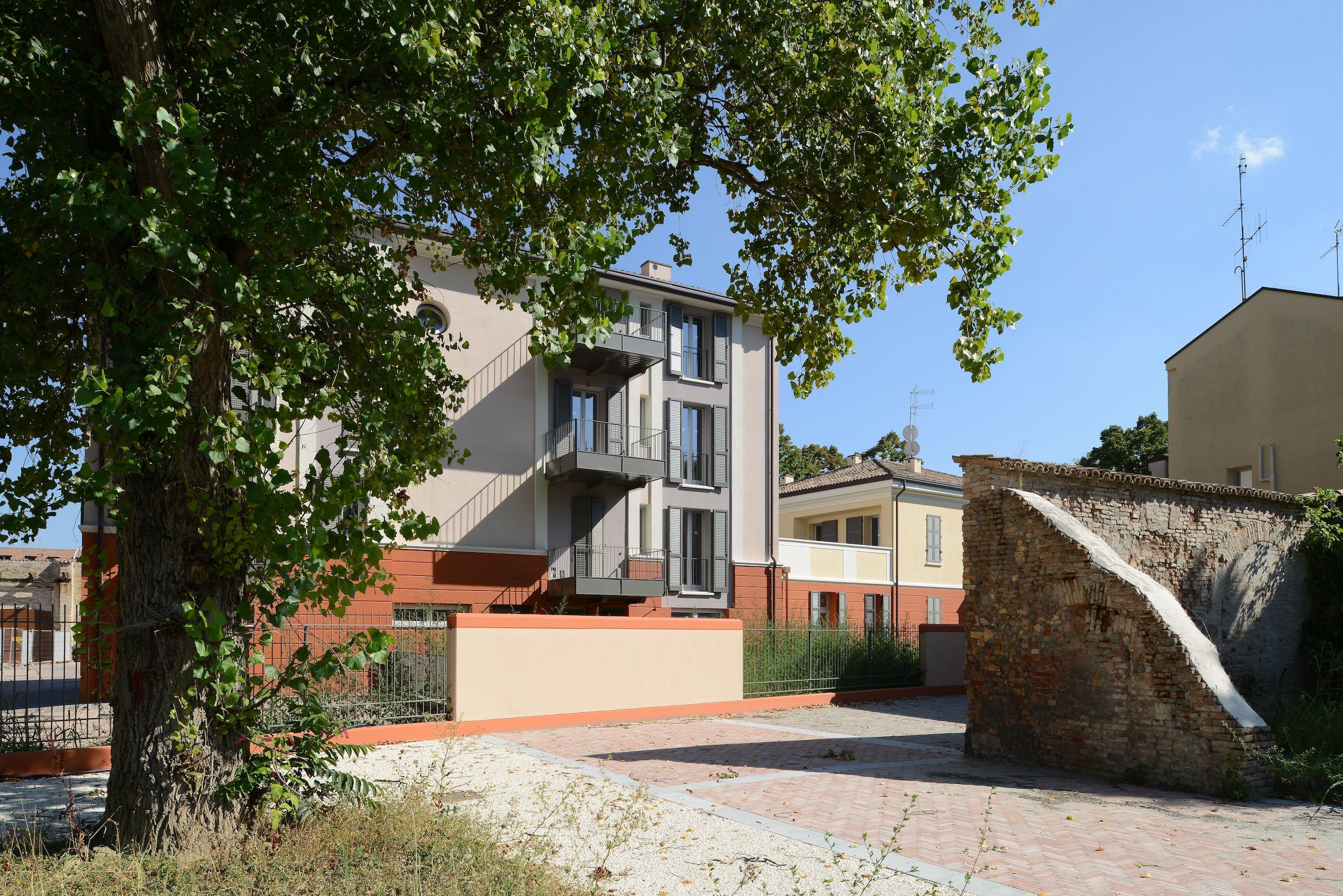 6328 Studio Bacchi Architetti Santa Chiara Residenziale