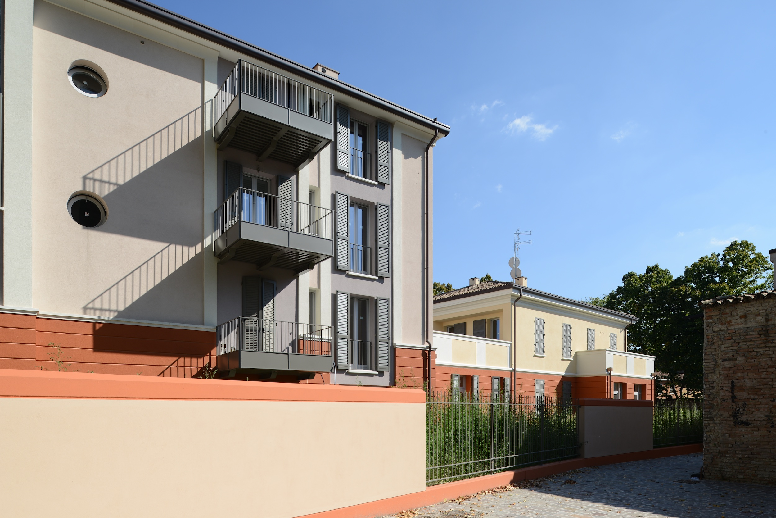 6334 Studio Bacchi Architetti Santa Chiara Residenziale