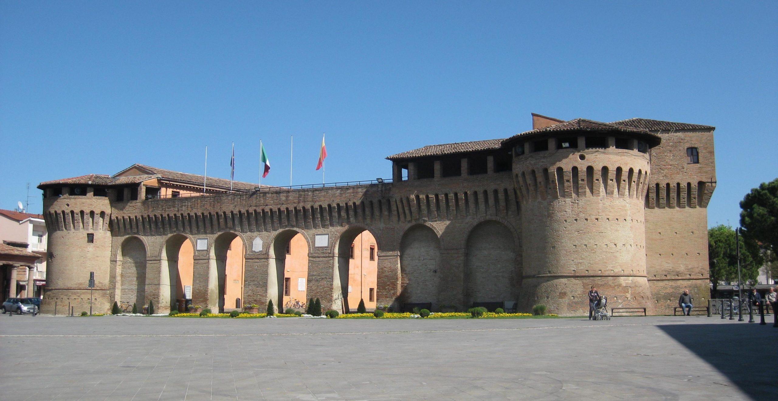 Studio Bacchi Architetti Forlimpopoli Prospetto
