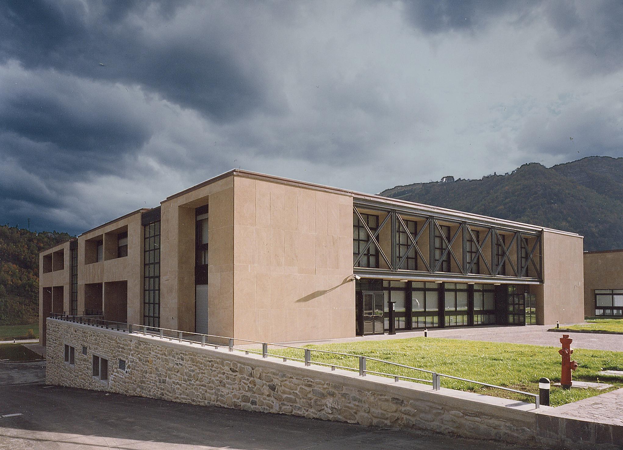 Studio Bacchi Architetti Stadium Capaccio 1
