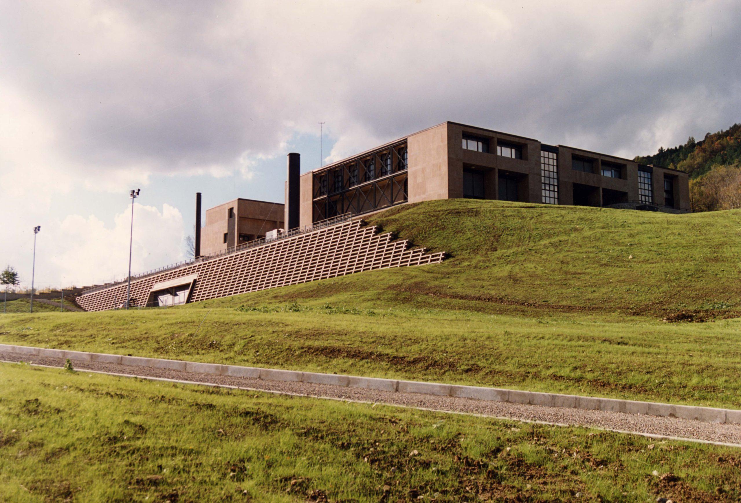 Studio Bacchi Architetti Stadium Capaccio 2